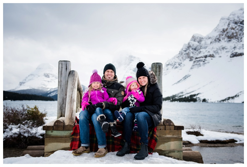 Bow Lake Family Photography Alberta