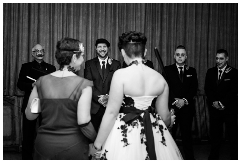 Calgary Wedding Ceremony Photos
