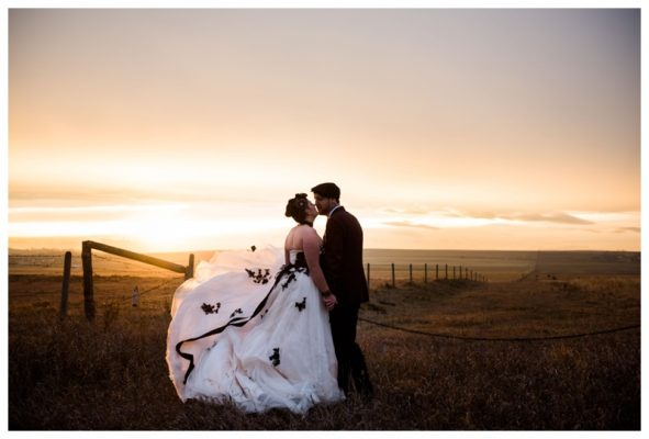 Calgary Halloween Wedding – Rob & Alicia's Hallo Eve Wedding Day