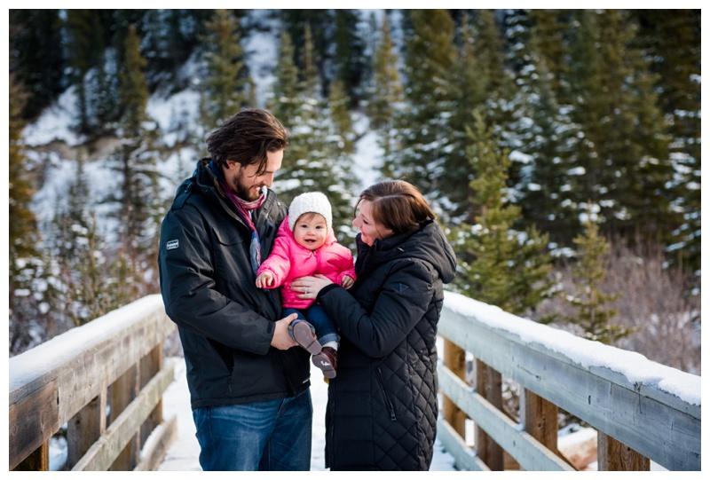 Mount Lorette Ponds Family Photos