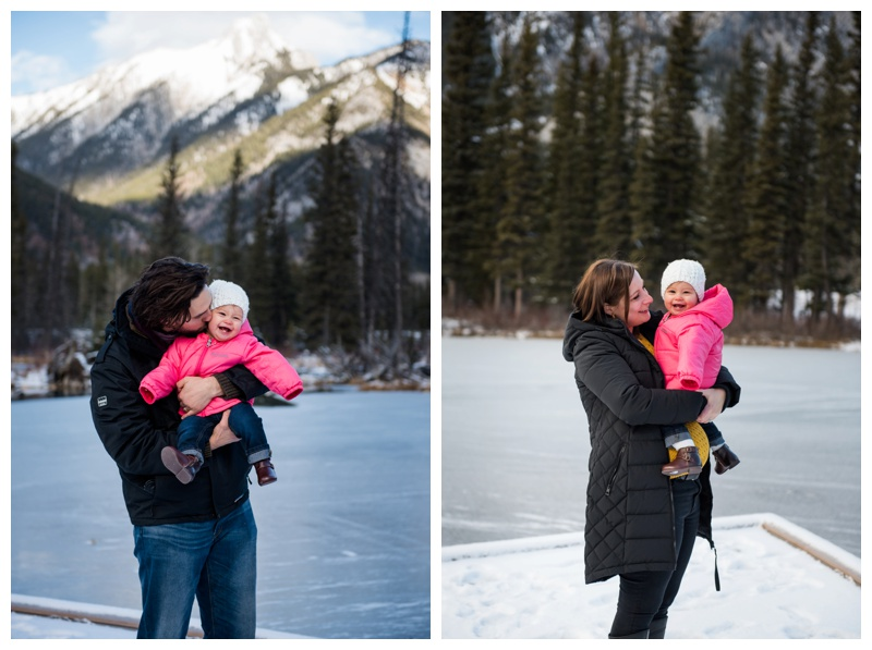 Canmore Family Photos