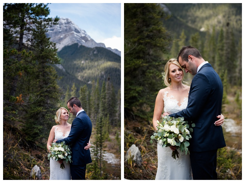 Rocky Mountain Wedding Canmore