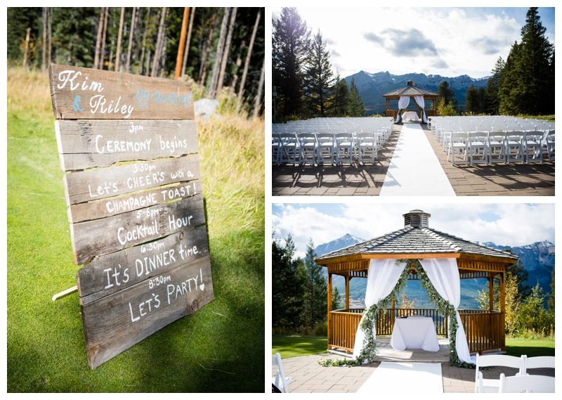 Canmore Wedding Ceremony Venues