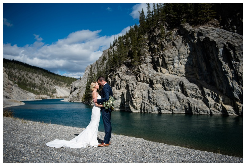 Canmore Silvertip Resort Wedding