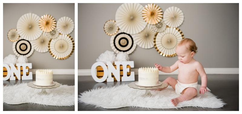 Calgary Cake Smash Photos