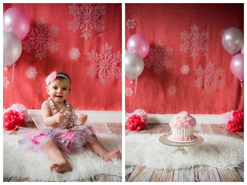 Cake Smash Photos Calgary