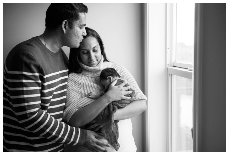 Family Newborn Photography Calgary