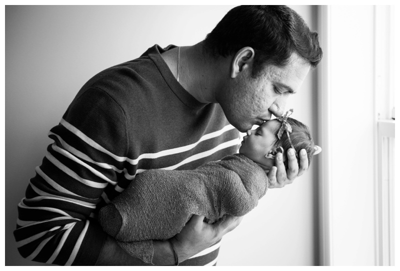 Lifestyle Newborn Photography Calgary