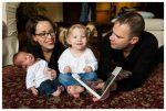 Calgary Day in the Life Newborn Session – Calgary Photographer