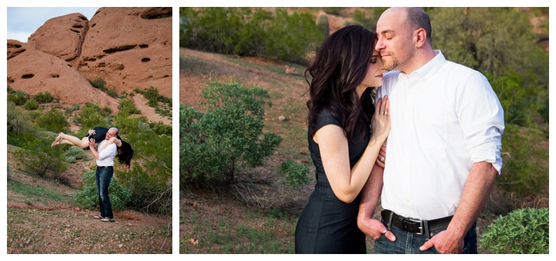 Engagement Photgraphy Scottsdale Arizona