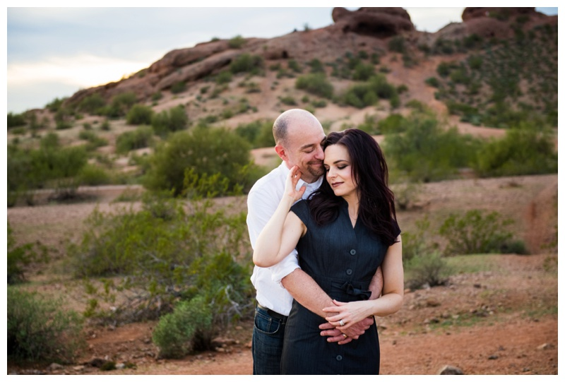 Destination Engagement Photos Scottsdale Arizona