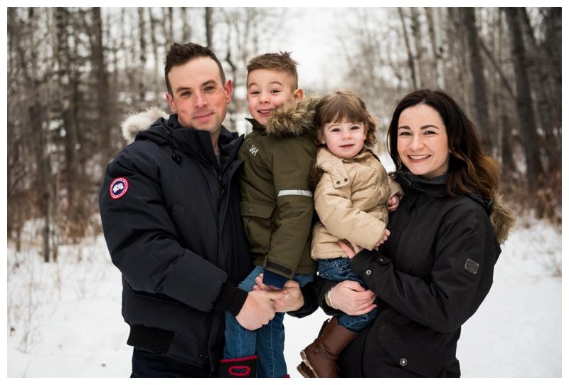 Calgary Family Photo Session
