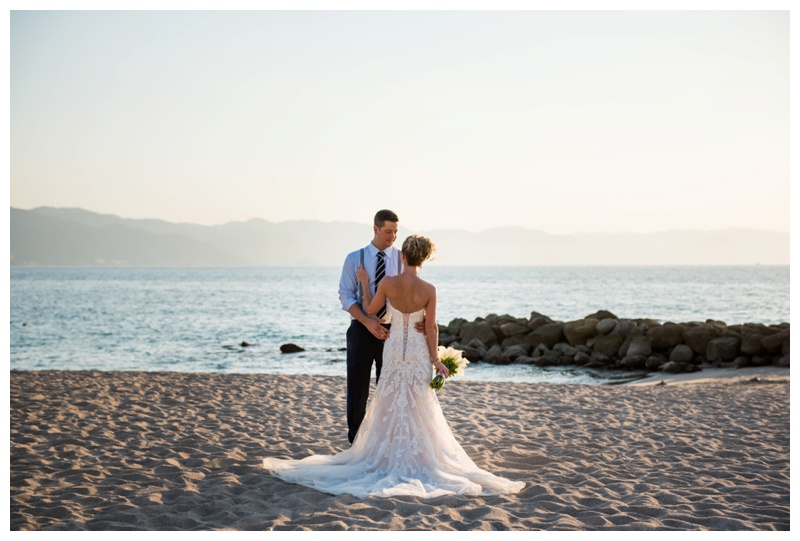 Puerto Vallarta Beach Wedding Photography