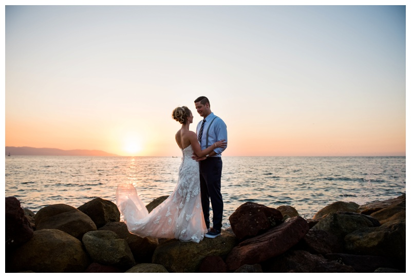 Beach Wedding - Destination Wedding Photographer