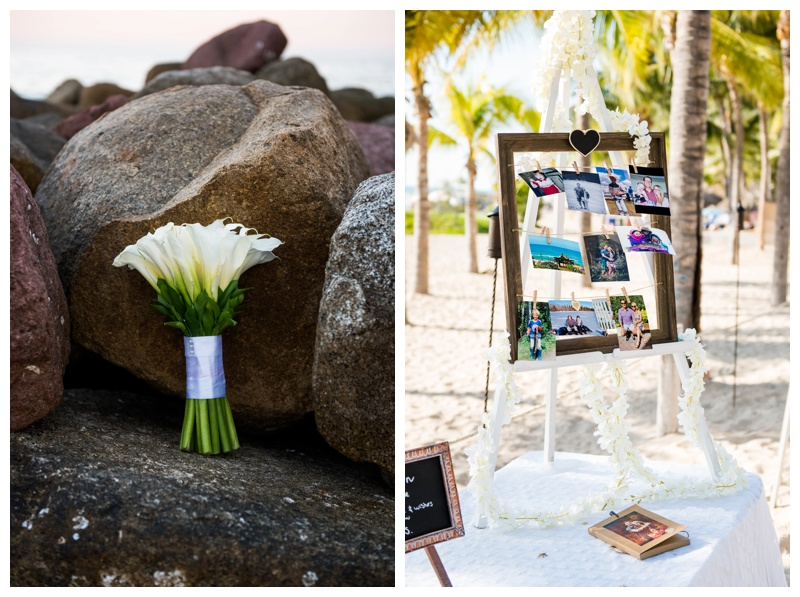 Puerto Vallarta Beach Wedding Reception