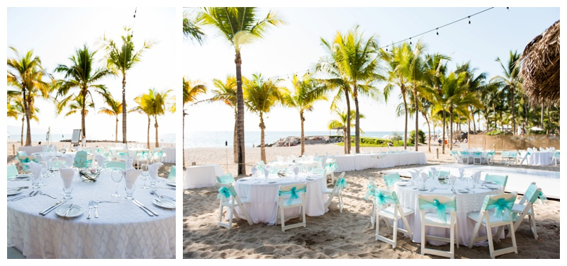 Fiesta Americana Puerto Vallarta Wedding Reception
