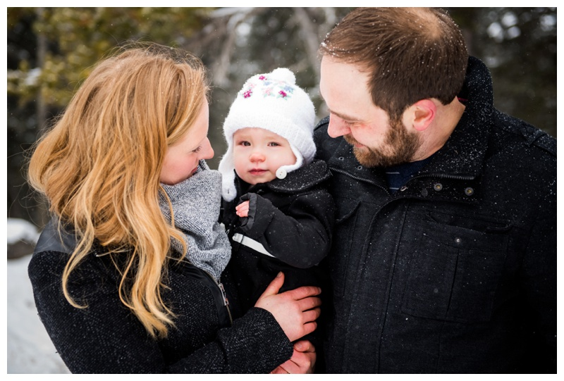 Bragg Creek Family Photography - Winter Family Photos Calgary