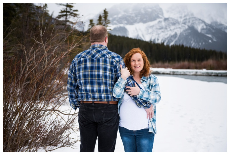 Canmore Maternity Session