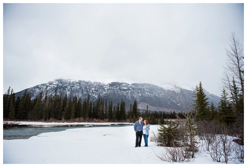 Maternity Photo Shoot Canmore