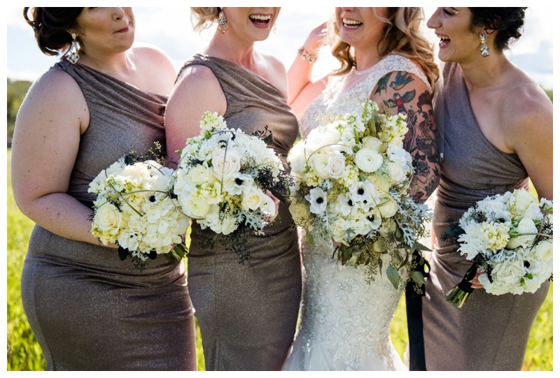 Calgary Wedding Bouquets