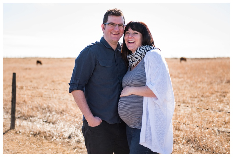 Okotoks Maternity Photography