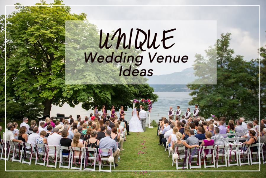 Unique Wedding Venues Ideas