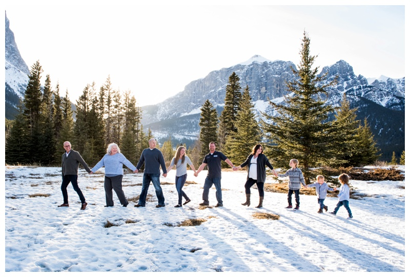 Rocky Mountain Extended Family Photography