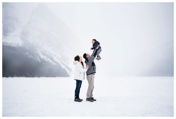 Lake Louise Family Photography Session – Banff Family Photographers