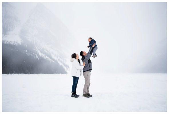 Lake Louise Family Photography Session – Banff Family Photographers