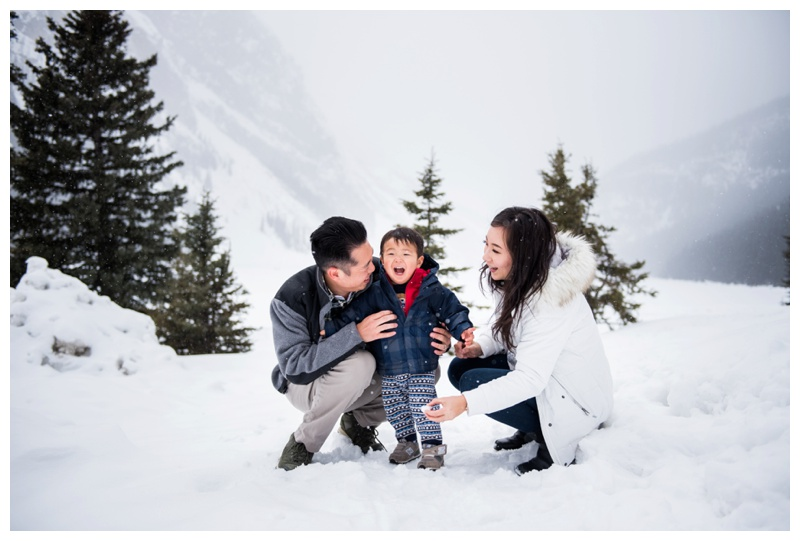 Family Photographer Banff Alberta