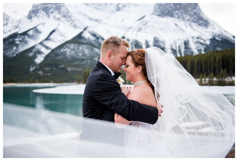 Bride And Groom Photography Canmore