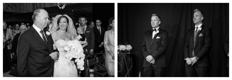 Canmore Cornerstone Theatre Wedding Ceremony
