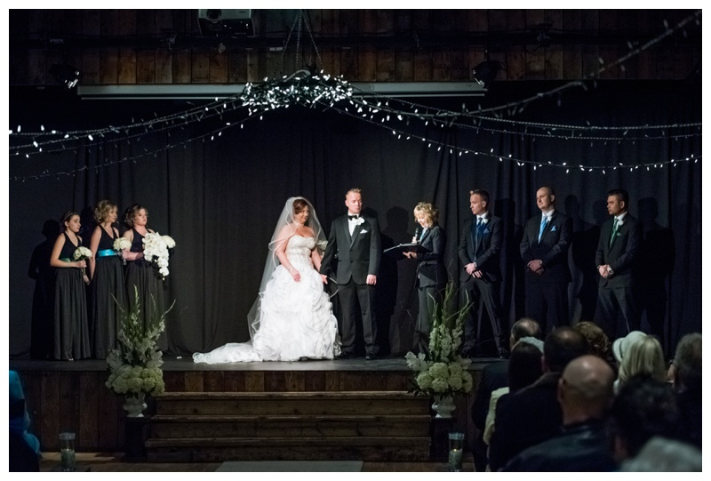 Canmore Cornerstone Theatre Wedding Ceremony1