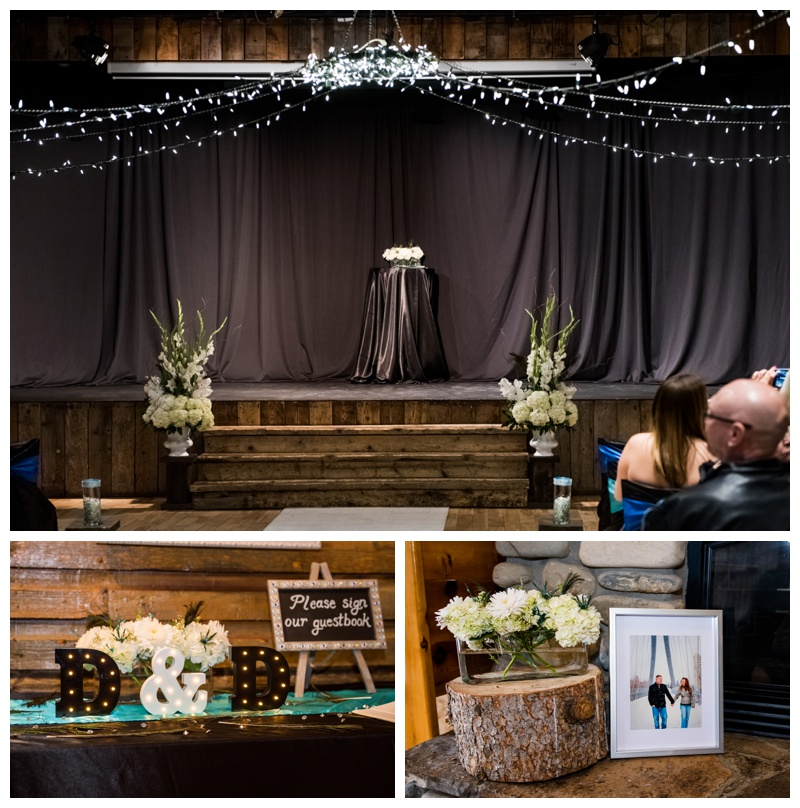 Cornerstone Theatre Wedding Canmore