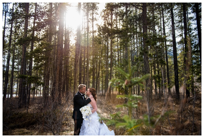 Mountain Weddings Canmore Alberta