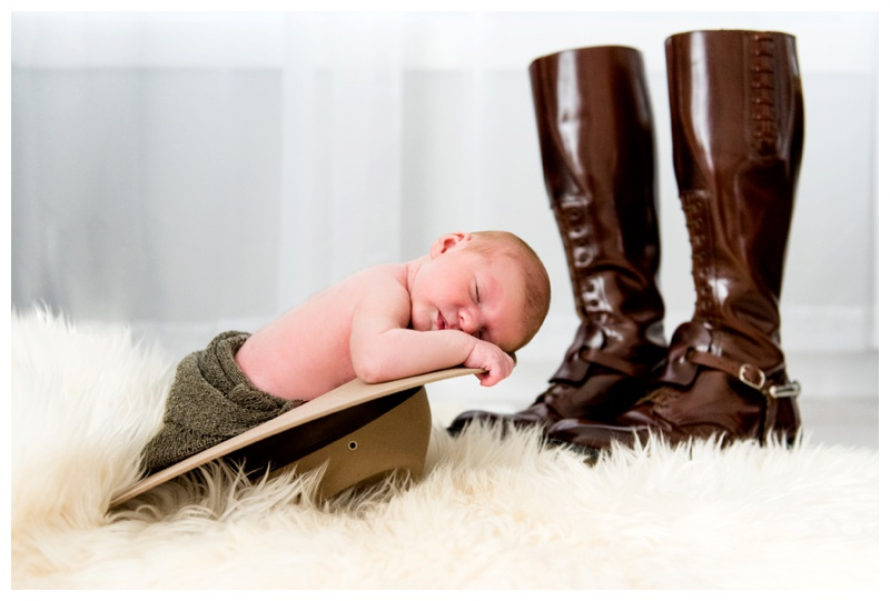 RCMP Newborn Photography