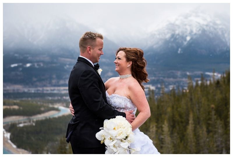 Wedding Photographers Canmore