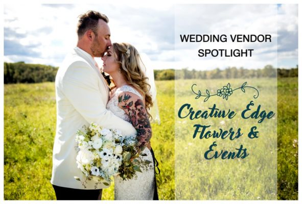 Creative Edge Flowers & Events – Calgary Wedding Vendor Spotlight