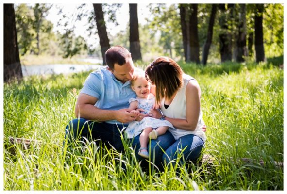 Calgary Inglewood Bird Sanctuary Family Session | The Bakers