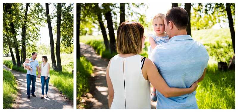Calgary Inglewood Bird Sanctuary Family Session
