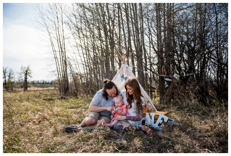 Calgary Styled Family Photos