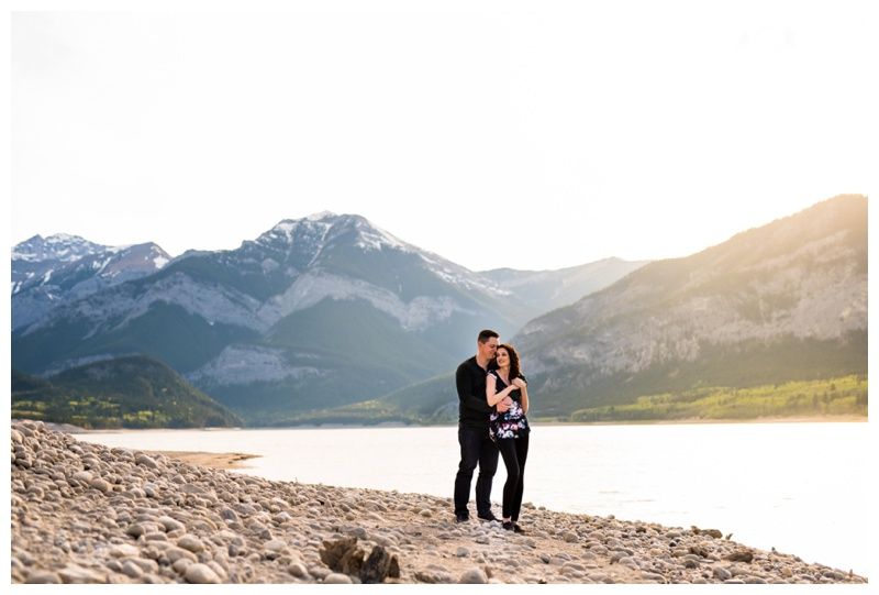 Kananaskis Engagement Photographer