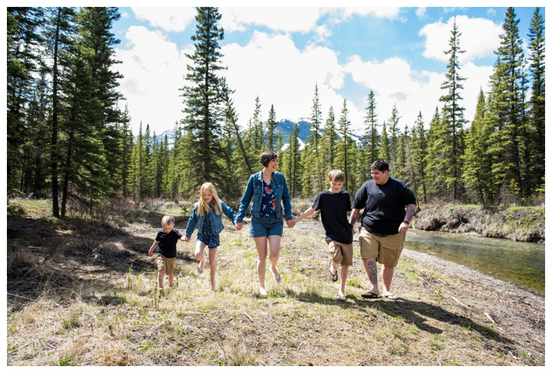 Kananaskis Family Photography Session