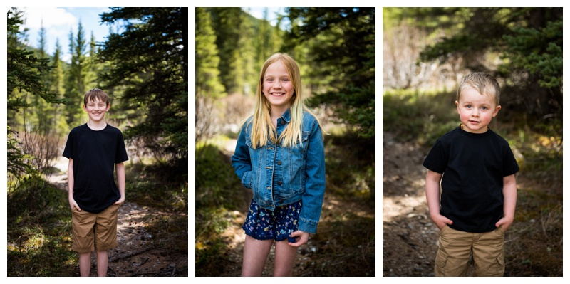 Kananaskis Family Photos