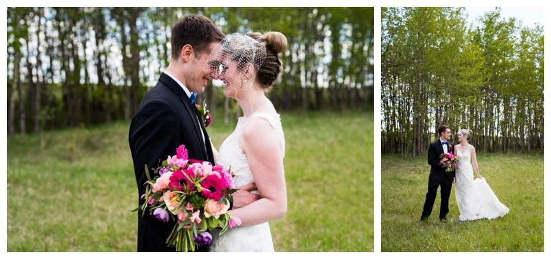 University of Calgary Wedding Photography
