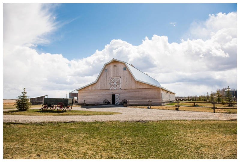 Willow Lane Barn - Olds Alberta