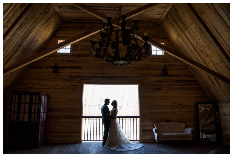 Willow Lane Barn Wedding Photo