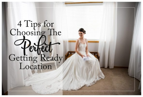 4 Tips for Choosing The Perfect Getting Ready Location | Calgary Wedding Photographer