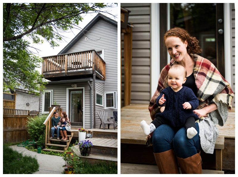At Home Family Photography Calgary