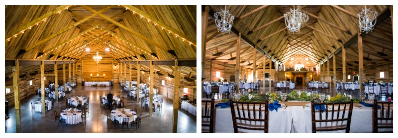 Barn Wedding Reception Olds